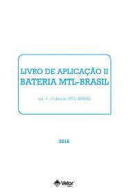 MTL- Livro de Aplicação II