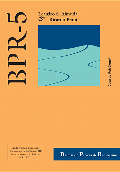 BPR-5 - Bateria de provas de raciocínio - Caderno de aplicação (RN) forma A