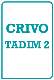 Tadim 2 Crivo de Correção - BFM-1
