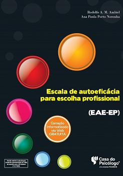 EAE-EP - Escala de Autoeficácia Para Escolha Profissional 2º edição - Manual