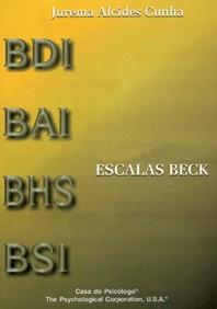 Escalas Beck - Folha de Resposta do BHS