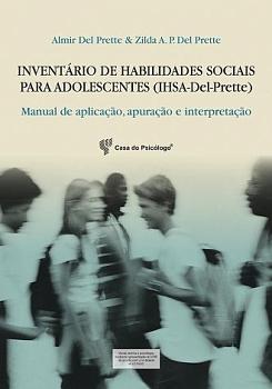 IHSA - Inventário de habilidades sociais para adolescentes - Bloco apuração Masculino