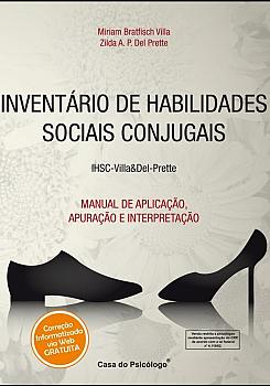 IHSC - Inventário de Habilidades Sociais Conjugais - Kit