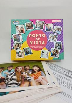 PONTO DE VISTA: TREINO DE COMUNICA��O E COGNI��O SOCIAL