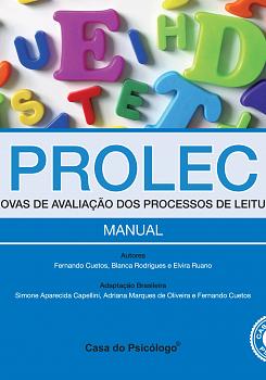 PROLEC 3º ED - Prova de avaliação dos processos de leitura - Kit