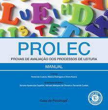 PROLEC 2º ED - Caderno de provas