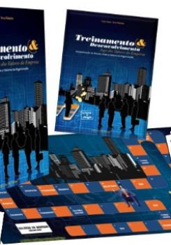 Treinamento e desenvolvimento - jogo dos valores da empresa - BOX