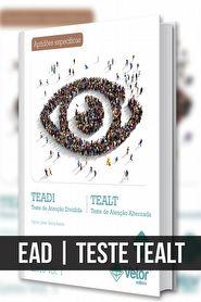EAD Teste TEADI/TEALT  EAD - Teste TEADI/TEALT