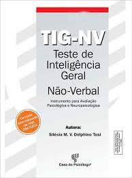TIG-NV - Caderno de aplicação