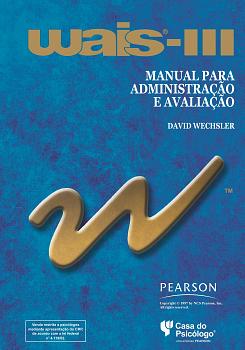 WAIS III - Protocolo Registro Geral